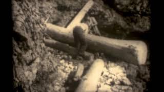 Alte Filme - Holzfäller in den Bergen