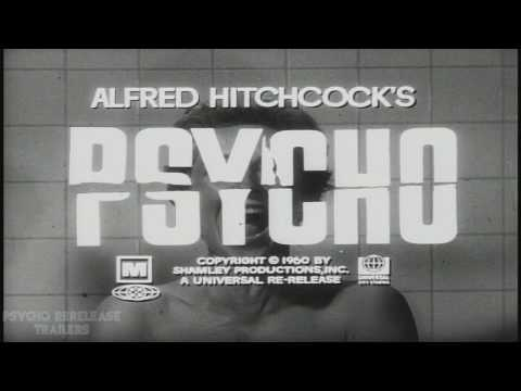 Psycho (1960) Re-release Trailers