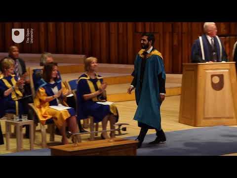 London Degree Ceremony, Saturday 23rd September, 15:00