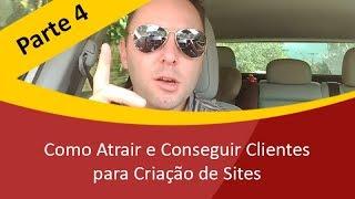 PHP para IniciantesComo Atrair e Conseguir Clientes para Criar Sites - Como Vender Sites - Parte 4