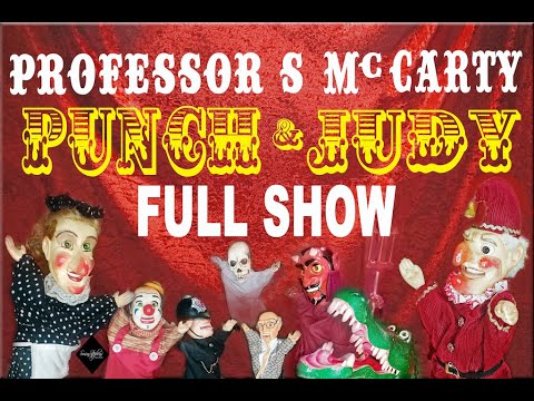 Download Punch and Judy full show S McCarty