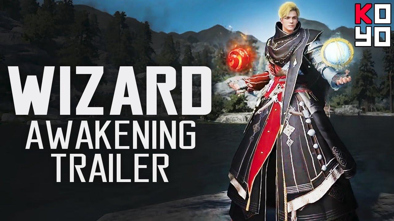 Black Desert Online | Wizard Awakening Trailer