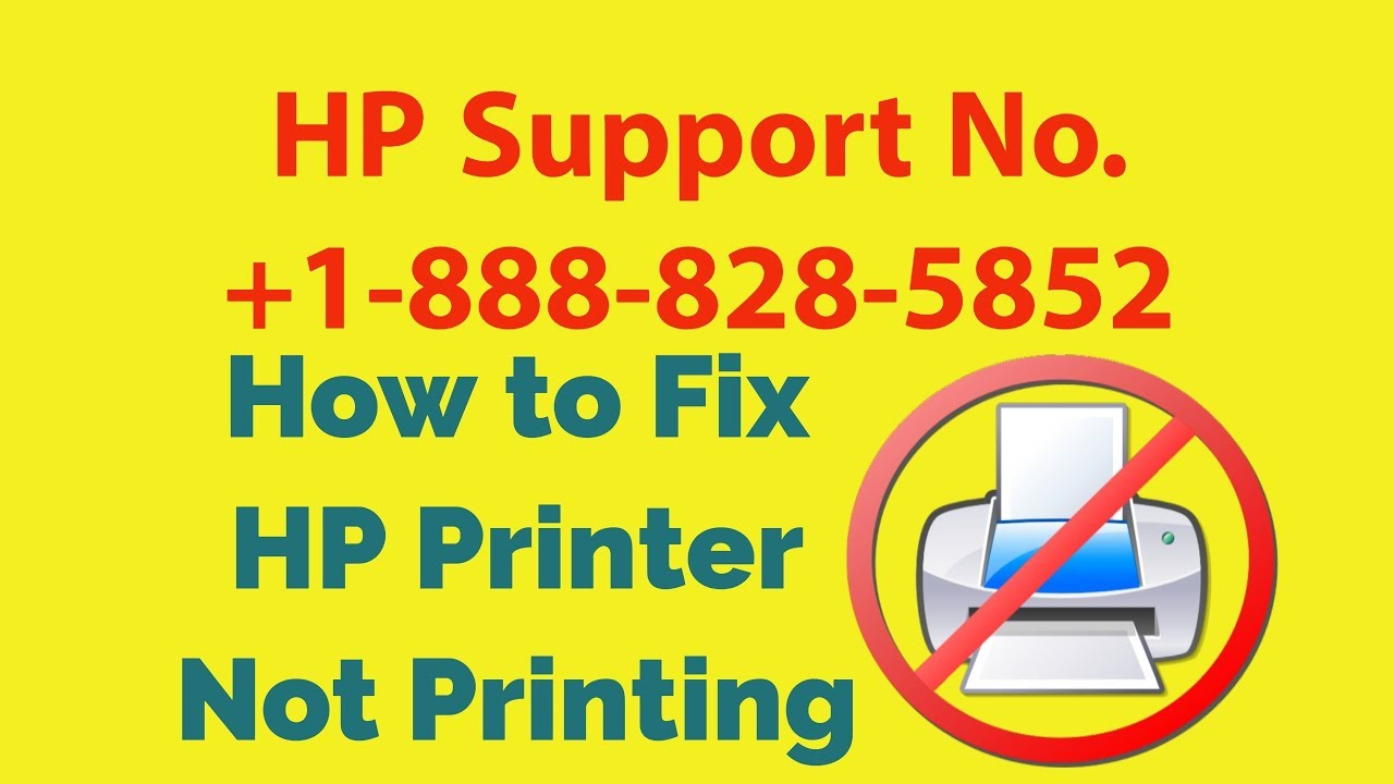 How to Fix HP Printer Not Printing From Laptop Computer