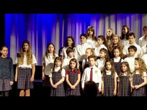 Hellenic American Academy - Choir - Anesti Hadjistamoulou 4th Grade