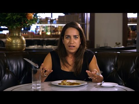 Watch a vegetarian eat meat for the first time in 22 years