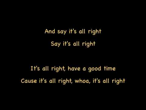 The Impressions - It's All Right - Lyrics - SANFRANCHINO