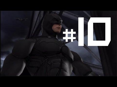 Batman Begins ⌠Xbox⌡ - Part 10 Construction Site