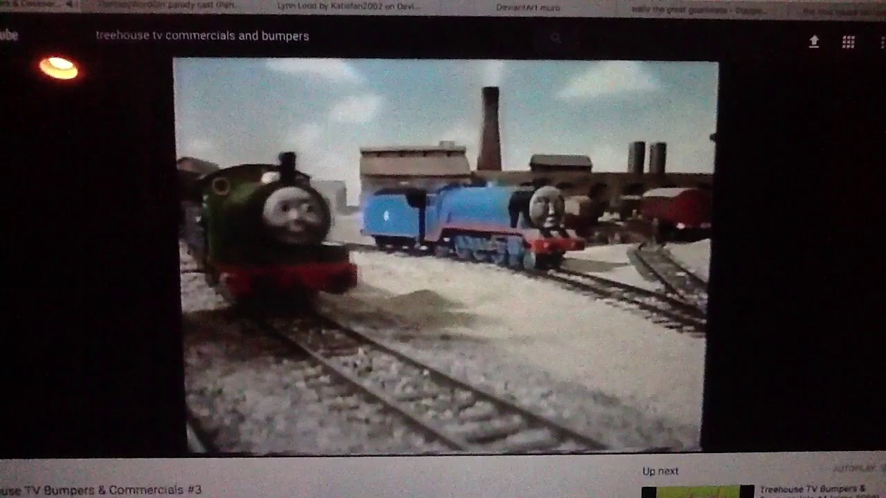 Treehouse TV Thomas and Friends Promo 2 - YouTube