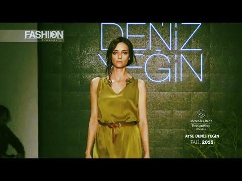 AYSE_DENİZ_YEĞİN Full Show Istanbul Fashion Week Fall 2015