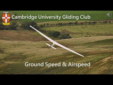 Ground Speed & Airspeed