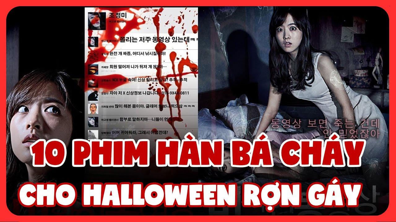 Top 10 phim kinh dị Hàn đáng xem nhất cho mùa halloween | Phim Hàn Hay | Ten Asia