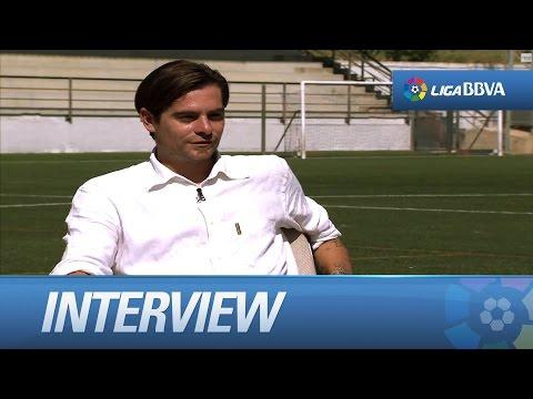 Historia: Entrevista a Miguel Ángel Lozano, exjugador - HD