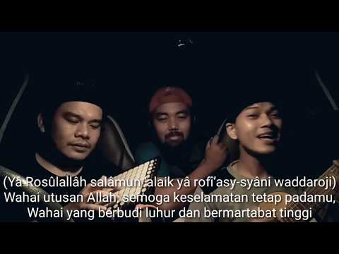 Jaran Goyang Versi Sholawat (Aleehya_plus) Full Lyrics