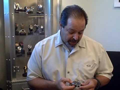 Golf Spotlight 2009: Oakley Watches