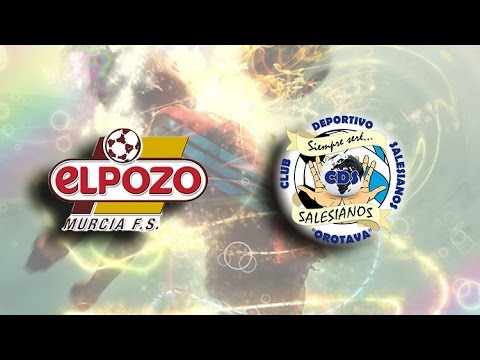 El Pozo Murcia vs. CD Salesianos Tenerife