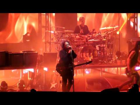 The Cure - 39 @ Hollywood Bowl 05-24-16
