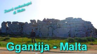 Il tempio megalitico di Ggantija - Tesori archeologici di Malta