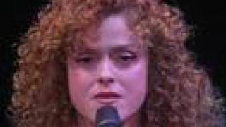 Watch Bernadette Peters No One Is Alone video