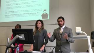 Presentation International Business Law Part 2