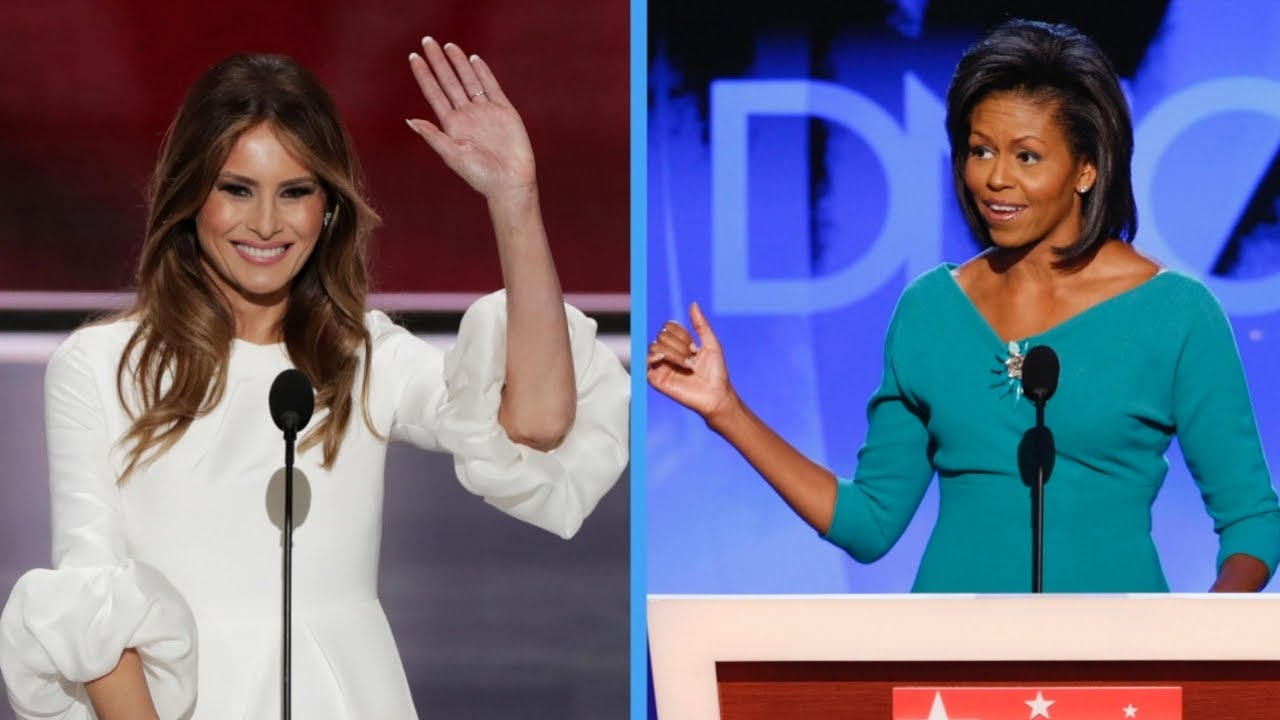 Did Melania Trump Plagiarize Michelle Obama's 2008 DNCSpeech recommendations