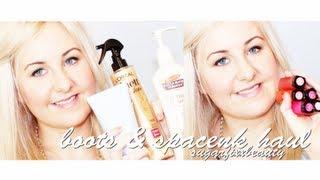 Boots & Space Nk Haul | Sugarfixxbeauty
