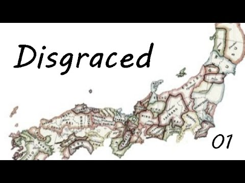 Let's Play Disgraced - Feudal Japan RPG (Early Access Gameplay)
