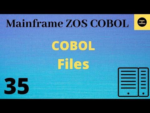 Mainframe Cobol Tutorial Part 8
