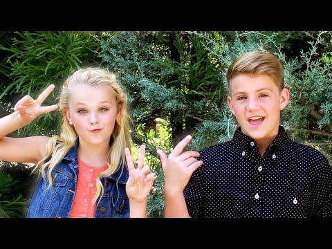 MattyBRaps & Jojo Siwa Music Video!