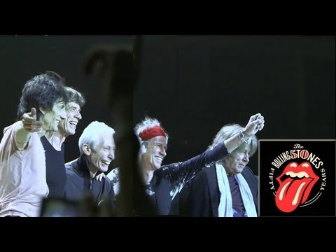 The Rolling Stones - 50 & Counting in London