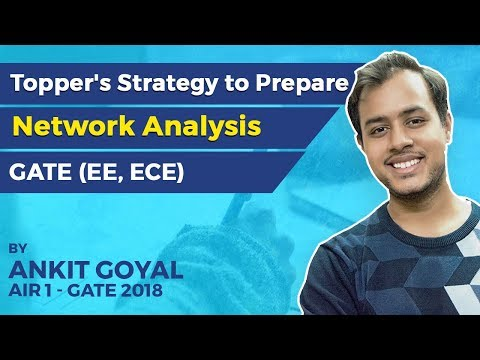How to prepare Network Analysis   GATE (EE, ECE)