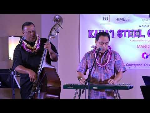 Ed Punua - My Island Love Song / Aloha Nui Ku'uipo / Leimomi (2019)