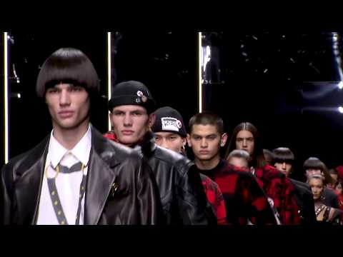 Versace Fall Winter 2019 Men's Fashion Show