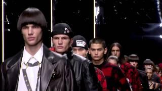 Versace Men S Fall Winter 2019 Fashion Show