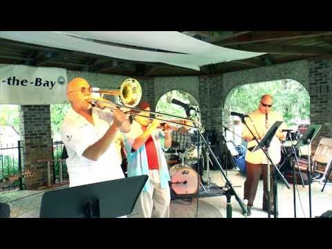 Rick Trolsen's New Orleans Po'Boys - Live at Jazz By The Bay 2013 in Panama City, Florida