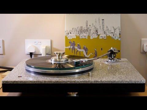 Joni Mitchell - from The Hissing Of Summer Lawns (vinyl: Hana EL, Graham Slee Accession MC)