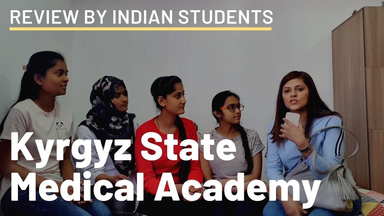 Kyrgyz State Medical University | MBBS in Kyrgyzstan