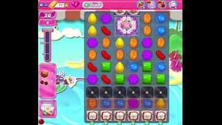 Candy Crush Saga - Level 1162 No boosters - 2 Stars✰✰