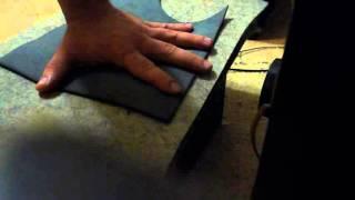 видео звукоизоляционные мембраны
