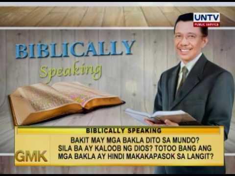 Totoo bang ang mga bakla ay hindi makakapasok sa langit? (Biblically Speaking)
