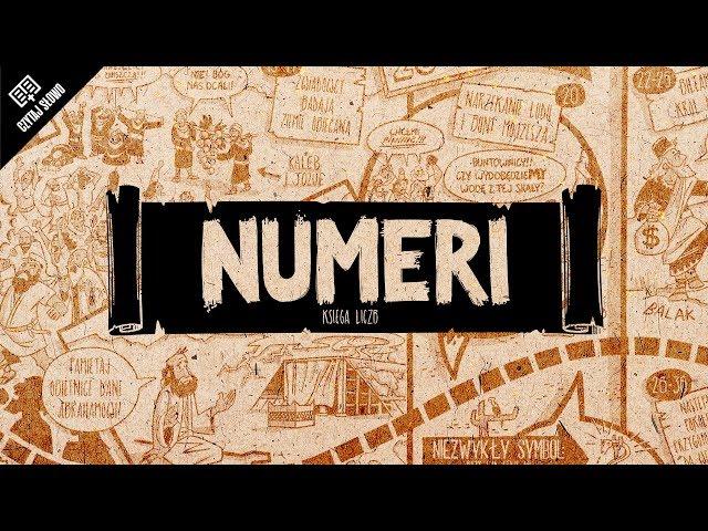 Omówienie: Numeri (Księga Liczb)