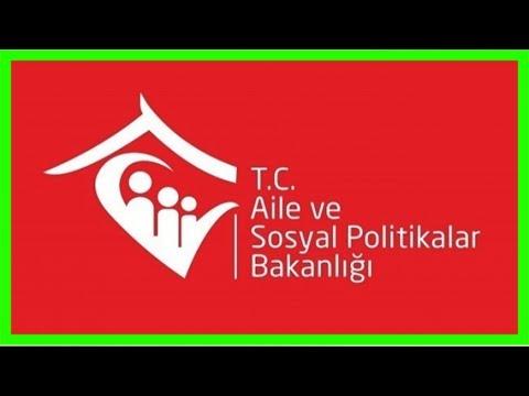 Aile Ve Sosyal Politikalar Bakanlığı Personel Alımı! Başvuru Tarihleri Ve şartları