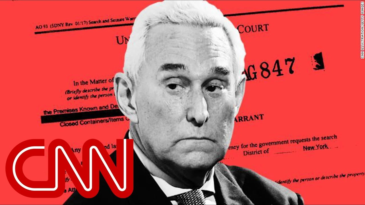 Roger Stone's long history of 'dirty' politics