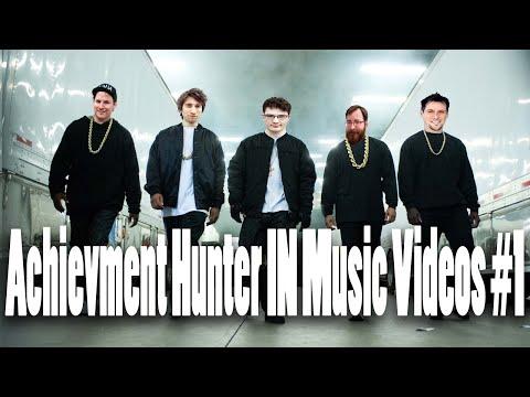 Achievement Hunter in Music Videos Number 1