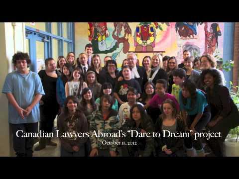 Dare To Dream: Mock Trial, October 2012