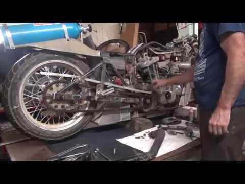 Repeat 1965 panhead #102 4-speed transmission rebuild FL FLH