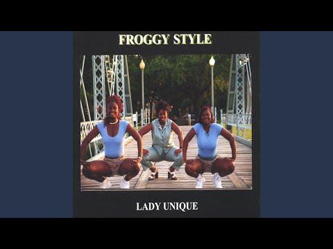 froggy style lady unique shazam
