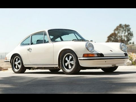 1973 porsche 911 s 2 4 coupe 214 500 youtube. Black Bedroom Furniture Sets. Home Design Ideas