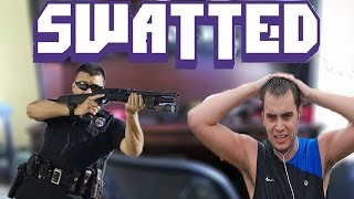 Top 5 Most Extreme TWITCH Streamers Being SWATTED Live