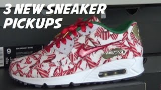 Nike Air Max 90 Christmas 2015 Sneaker Unboxing Review 5d4f46aae