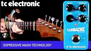 TC Electronic Flashback 2 with MASH